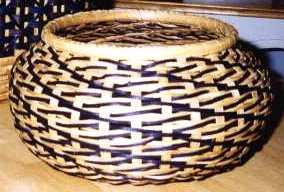 Japanese Spiral Weave