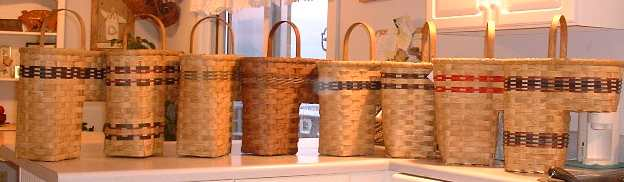 Step Baskets