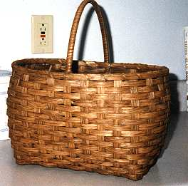 Handwoven Baskets by Susan